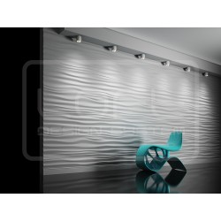 Ripples 3D Wall Panels