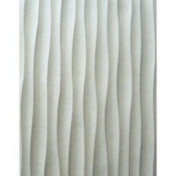 Wave MDF 3D Wall Panel