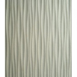 Flow Wave MDF 3D Wall Panel