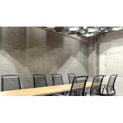 Industrio Loft Gypsum Plaster 3D Wall Panels