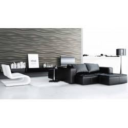 Zefiro M Gypsum Plaster 3D Wall Panels