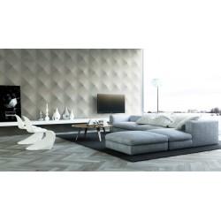 Moko S Gypsum Plaster 3D Wall Panels