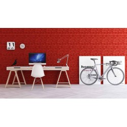 Monsone Gypsum Plaster 3D Wall Panels