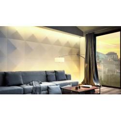Moko M Gypsum Plaster 3D Wall Panels