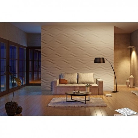 Hourglass 3D Wall Panels