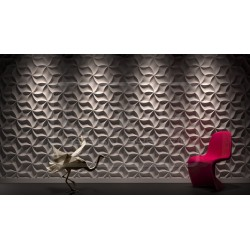 Meringue 3D Wall Panels