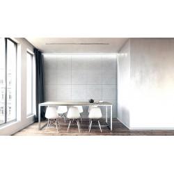 Industrio Gypsum Plaster 3D Wall Panels
