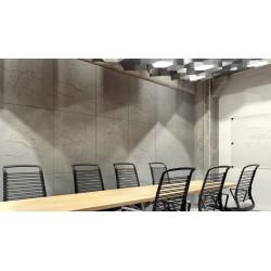 Industrio Loft Gypsum Plaster 3D Wall Panels