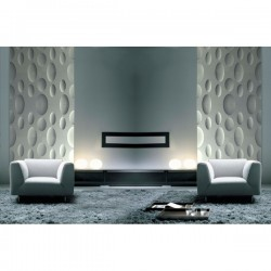 Ellipse 3D Wall Panels